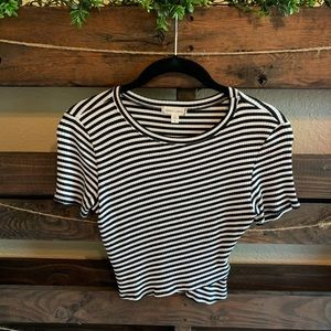 Urban Outfitters brand Silence + Noise striped top